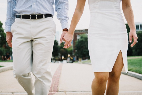 Stilingas vyras ir moteris